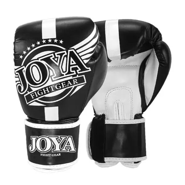 nlfightshop joya fighter (kick)bokshandschoenen – wit 1
