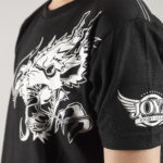 nlfightshop joya dragon t-shirt – wit 2